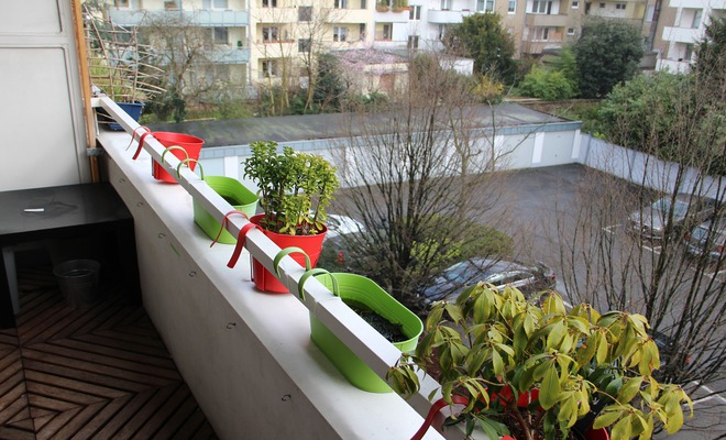 Deco Comment Amenager Son Balcon De Facon Originale